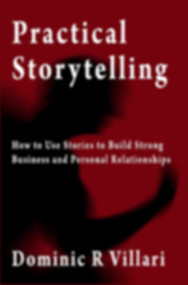 Front cover of Practical Storytellig