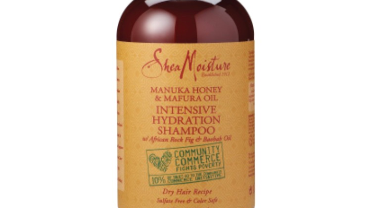 Shea Moisture Shampoo, Intensive Hydration, Manuka Honey & Mafura Oil, Dry Hair