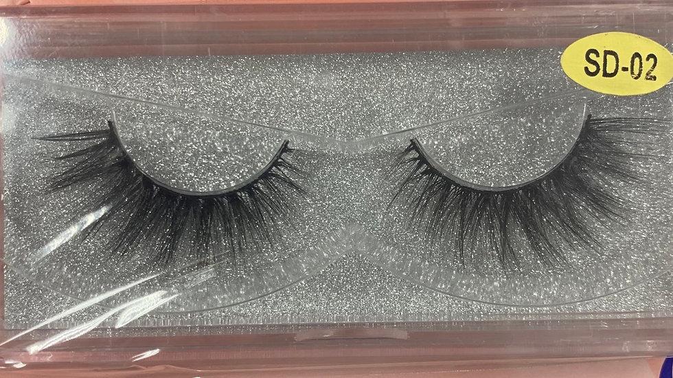 3D mink lashes #2