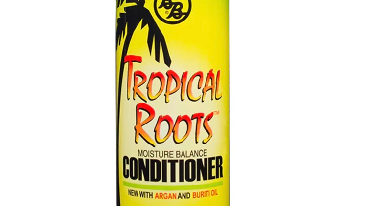 BB Tropical Roots Moisture Balance Conditioner New With Argan & Buriti Oil 8 oz