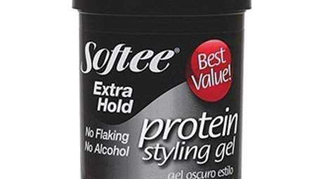 Softee Protein Styling Gel Extra Hold - 8oz