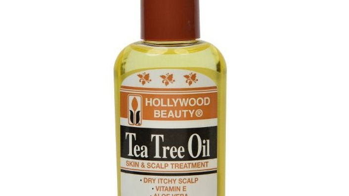 Hollywood Beauty Tea Tree Oil Skin and Scalp Treatment - 2 fl oz