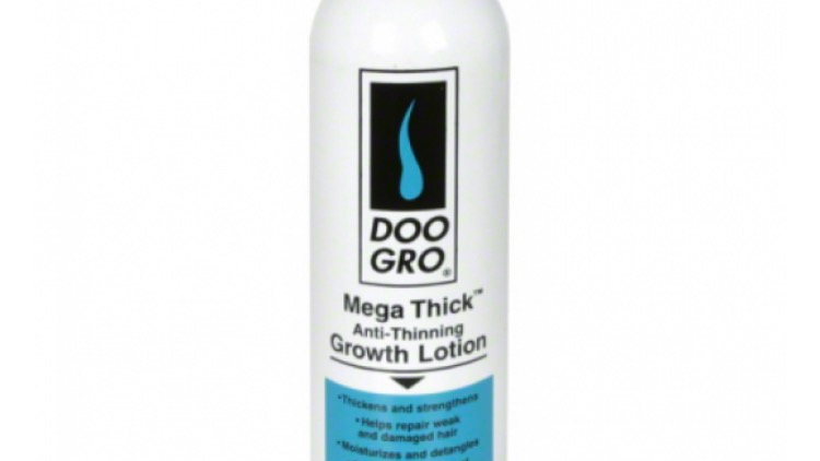 DOO GRO MEGA THICK GROWTH LOTION 12 OZ