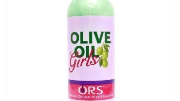Organic Root Stimulator Olive Oil Girls Gentle Cleanse Shampoo 13oz