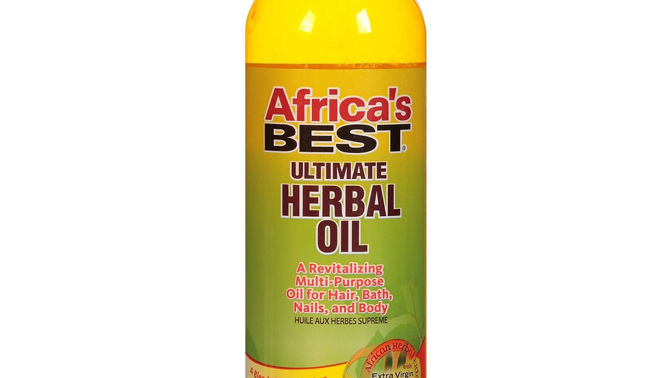 Africa's Best Ultimate Herbal Oil - 8 fl oz