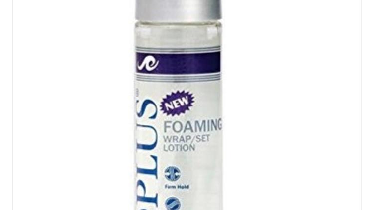 Isoplus Foaming Wrap Set Lotion 8.5 oz