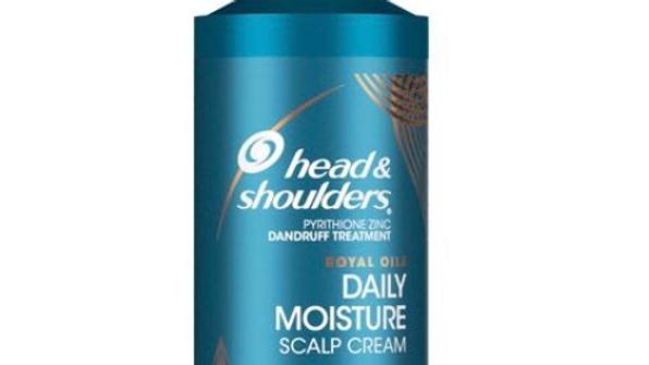 Head & Shoulders Royal Oils Daily Moisture Scalp Cream with Coconut Oil - 5.0 fl