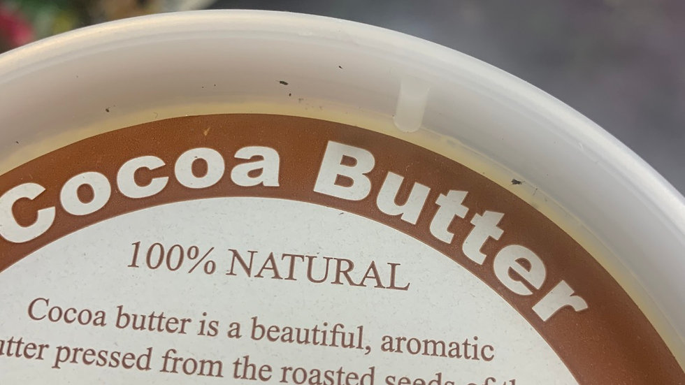 Coco butter  100% natural 8oz