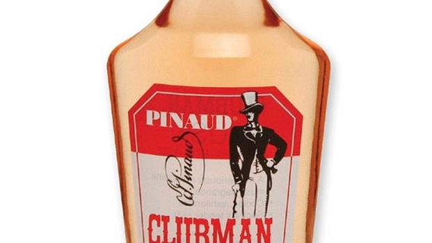 CLUBMAN PINAUD MUSK AFTER SHAVE COLOGNE 6 OZ