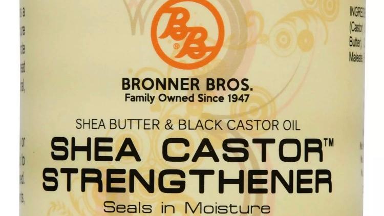 Shea castor strengthener