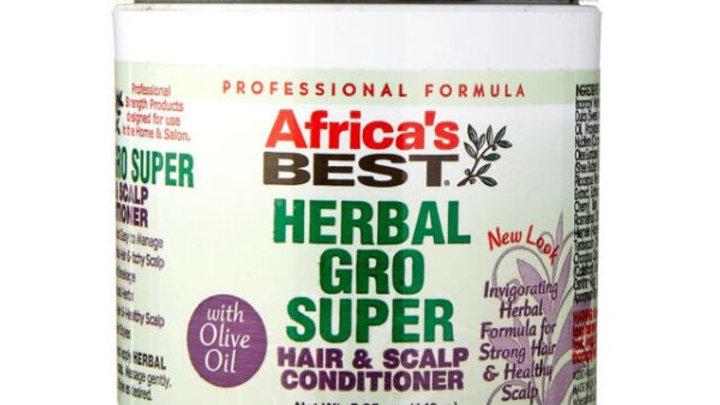 Africa's Best Herbal Super Gro 5.25oz