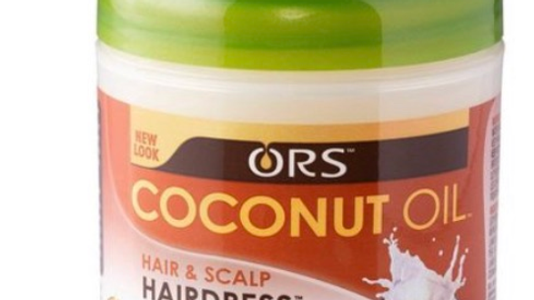 ORS Coconut Oil HairDress Softener - 5.5oz