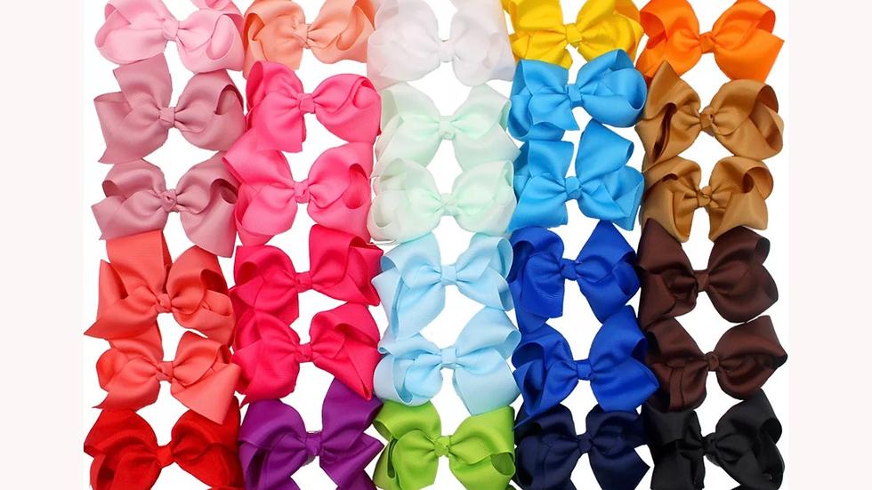 Hair bows (Medium)