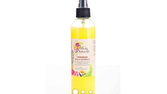 Alikay Naturals Lemongrass Leave-In Conditioner - 8 oz