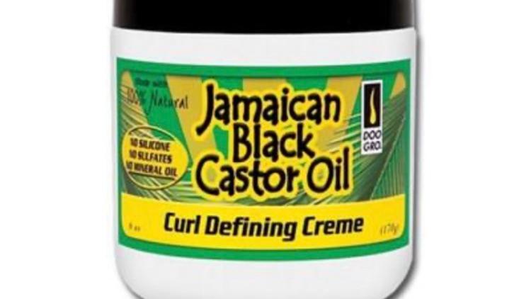 Doo Gro Jamaican Black Castor Curl Defining Creme 6 oz