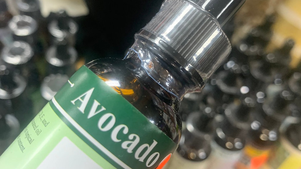 Avocado 🥑 oil 100 % concentrated 1oz