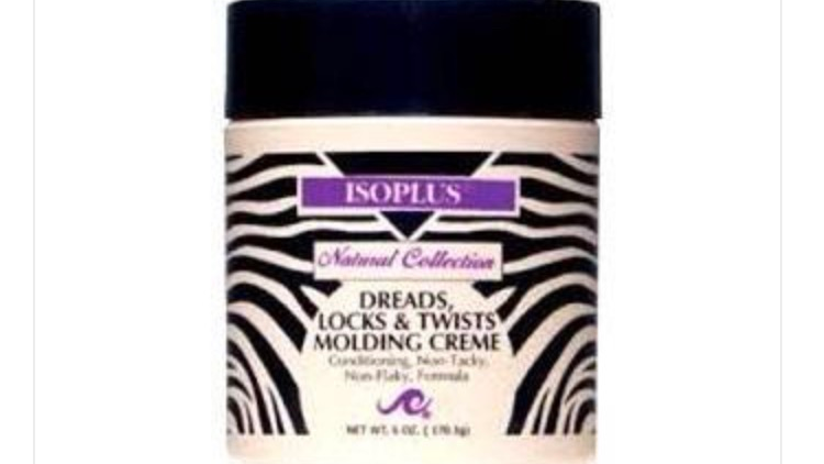 ISOPLUS NATURAL COLLECTION DREADS LOCK MOLD CREAM 6 OZ