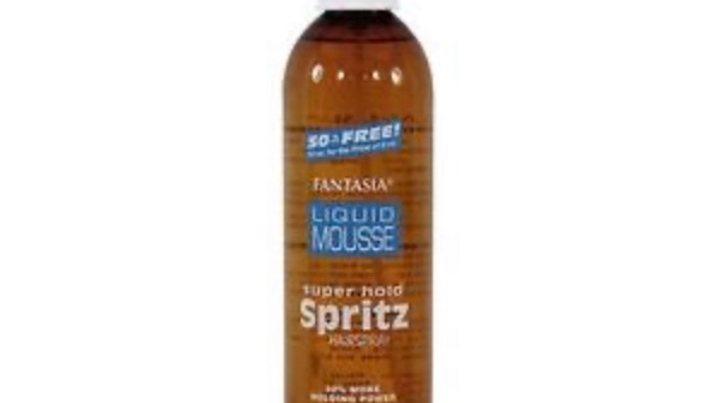 Liquid Mousse Superhold Spritz