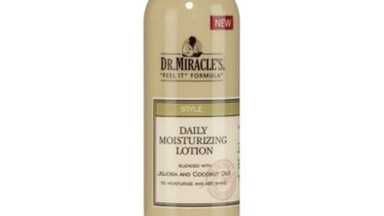 Dr. Miracle's Style Daily Moisturizing Lotion, 6 oz