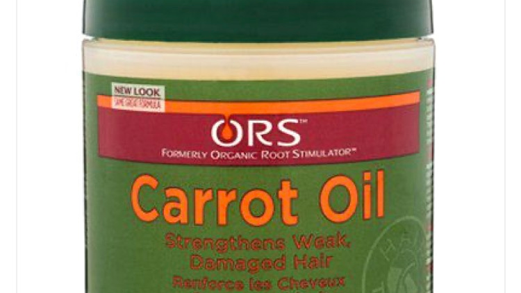 ORS Olive Oil Classics Carrot Oil
