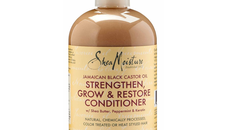 Jamaican Black Castor Oil Strengthen & Restore Rinse-Out Conditioner
