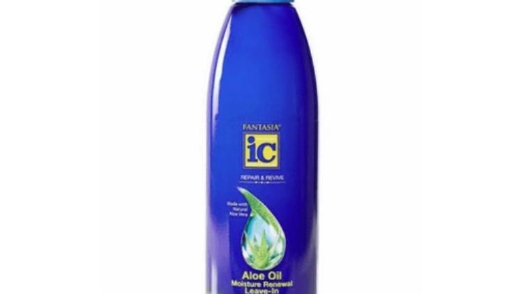 Fantasia IC Aloe Oil Moisture Renewal Leave-In 8.5 oz
