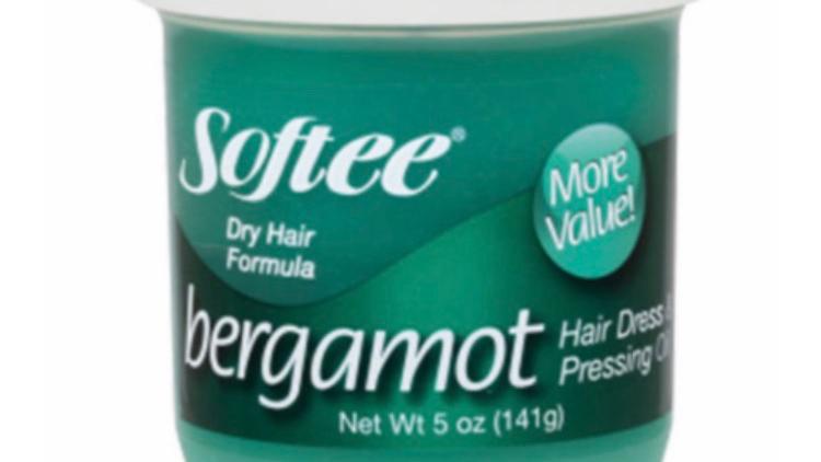 Softee Dry Hair Formula Bergamot Hair Dress 5 oz