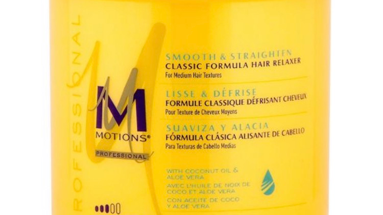 MOTIONS PROFESSIONAL SMOOTH & STRAIGHTEN CLASSIC FORMULA HAIR RELAXER 15 oz