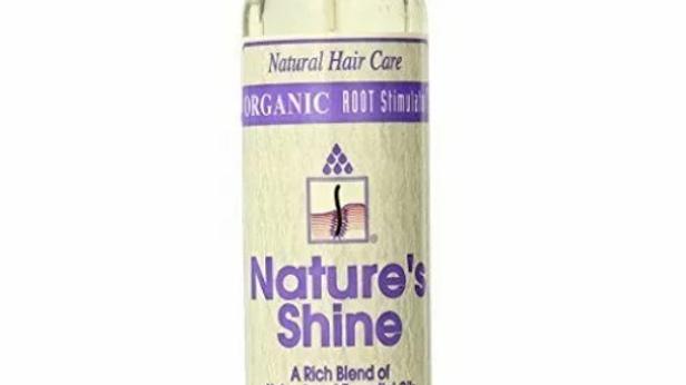 Organic Root Stimulator ORS Nature's Shine Hair Spray Braids Locs Twists 8 oz