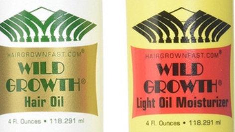 Wild Growth Oil