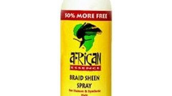 African Essence Braid Sheen Spray 12 oz