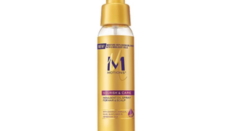 Motions Indulgent Oil Spray for Hair & Scalp- 4oz