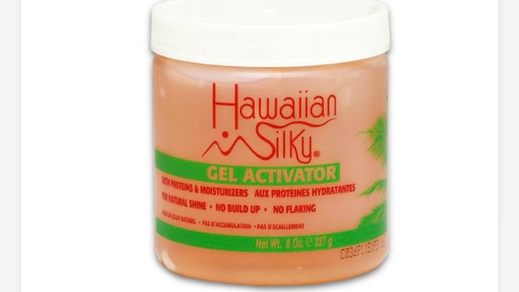 Hawaiian Silky Gel Activator 8 oz