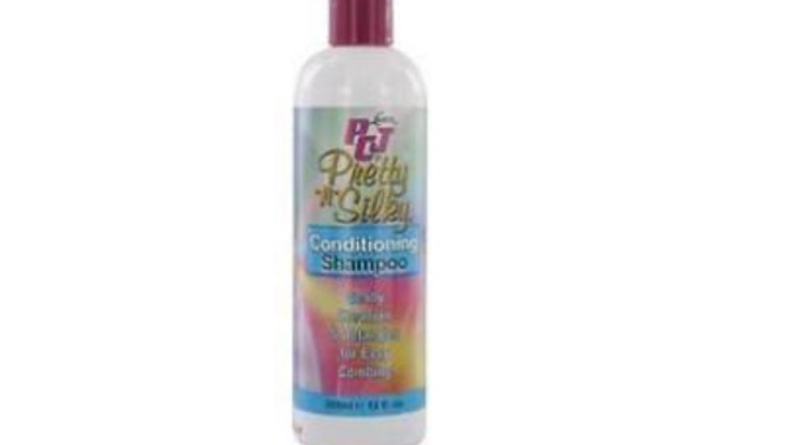 PCJ Pretty N Silky Conditioning Shampoo