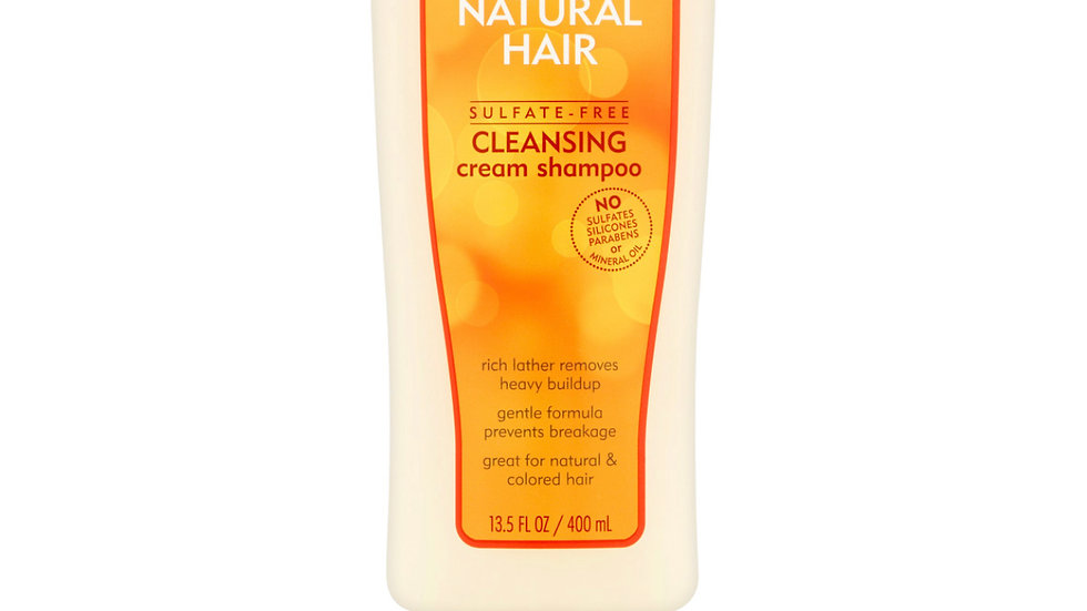 Cantu cleansing shampoo