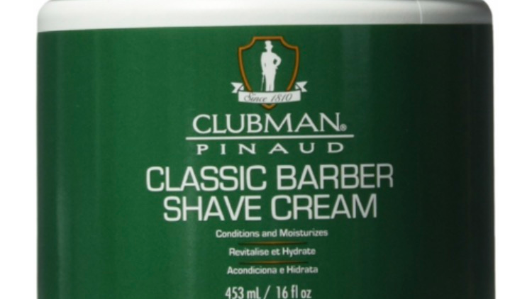 Clubman Pinaud Classic Barber Shave Cream 16 oz