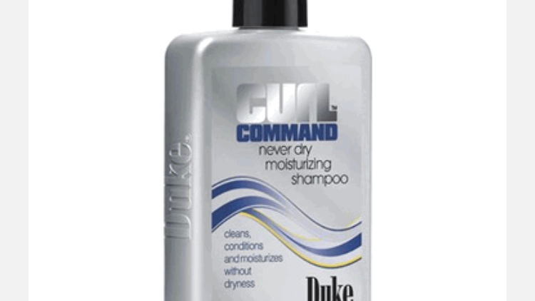 Duke Curl Command Moisturizing Shampoo 8.1oz