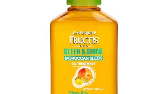 Garnier Fructis Sleek & Shine Moroccan Sleek Oil Treatment - 3.75 fl oz