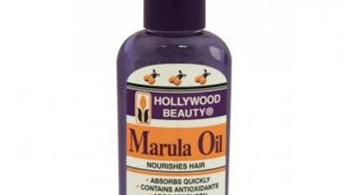 Hollywood Beauty Marula Oil Nourishes Hair 2oz