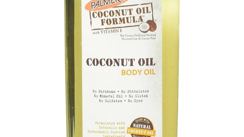 Palmer s Coconut Oil Body Oil 5.1 fl. oz.