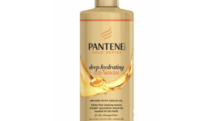 Pantene Gold Series Hydrating Co-Wash 15.2 oz