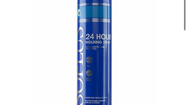 Isoplus 24 Hour Holding Spray 12.5 oz