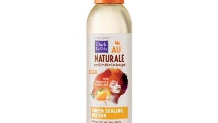 Dark & Lovely Au Naturale Anti-Shrinkage Sheen Seaking Nectar 5.75oz