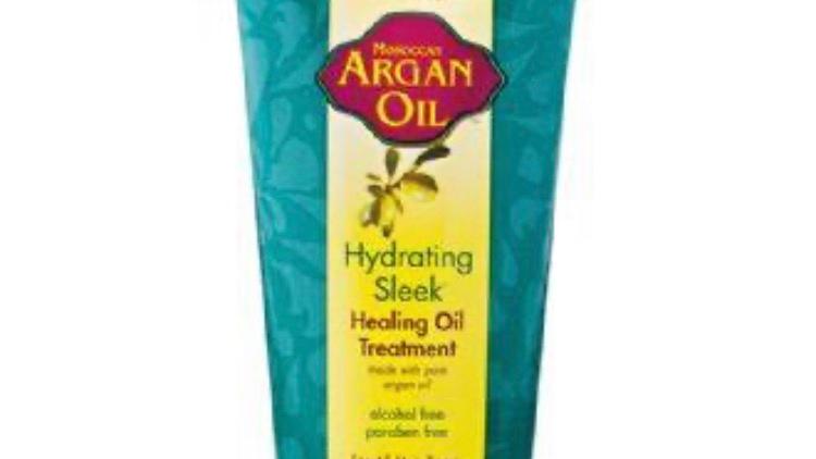 HAWAIIAN SILKY ARGAN OIL HYDRATING SLEEK HEALING OIL TREATMENT 1.5OZ