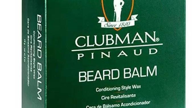CLUBMAN BEARD BALM 2 OZ