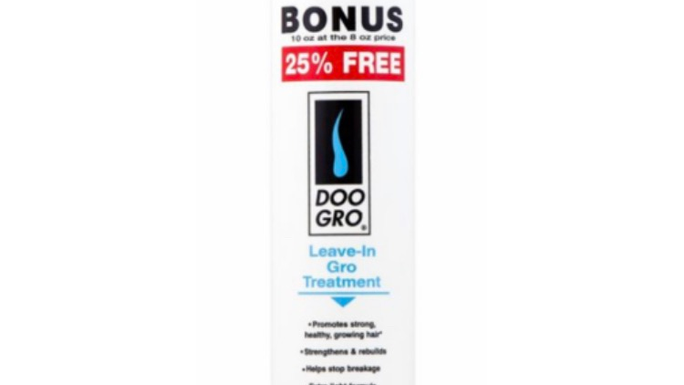 Doo Gro Leave In Growth Treatment 10 oz