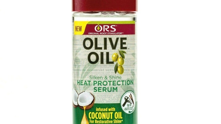 ORS Anti-Frizz Olive Oil Glossing Polisher 6 Ounce
