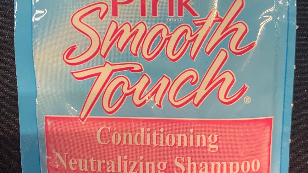 Pink Smooth Touch Conditioning Neutralizing Shampoo with Color Alarm 1.5 fl. oz.