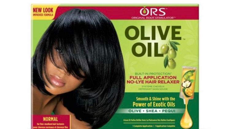 ORS Olive Oil No-Lye Normal Hair Relaxer - 1 Kit