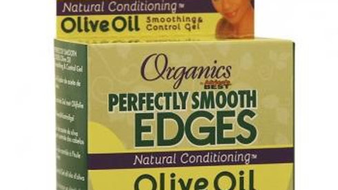 Africa's Best Organics Perfectly Smooth Edges Olive Oil Smoothing Control Gel 2.